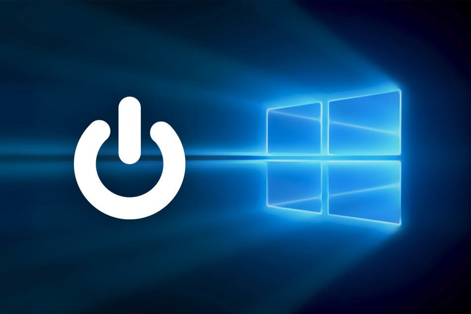 Header Quickie Mise Veille de Windows 10