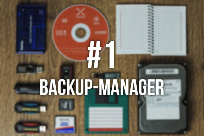 Header LSCI 1 Backup-Manager