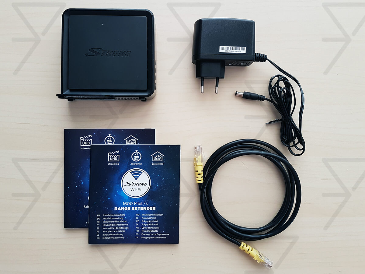 Strong Range Extender 1600 Bundle