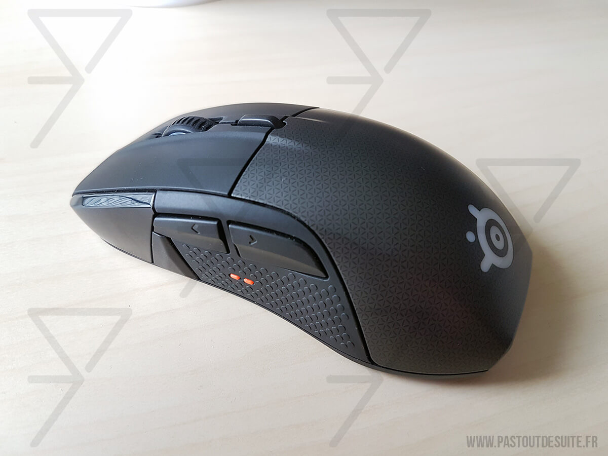SteelSeries Rival 700 Design