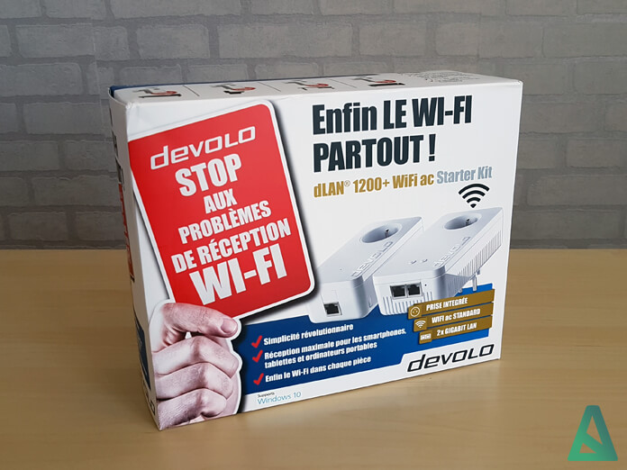 Devolo dLAN 1200+ WiFi AC - Packaging