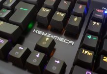 Header - The G-Lab Keyz Meca