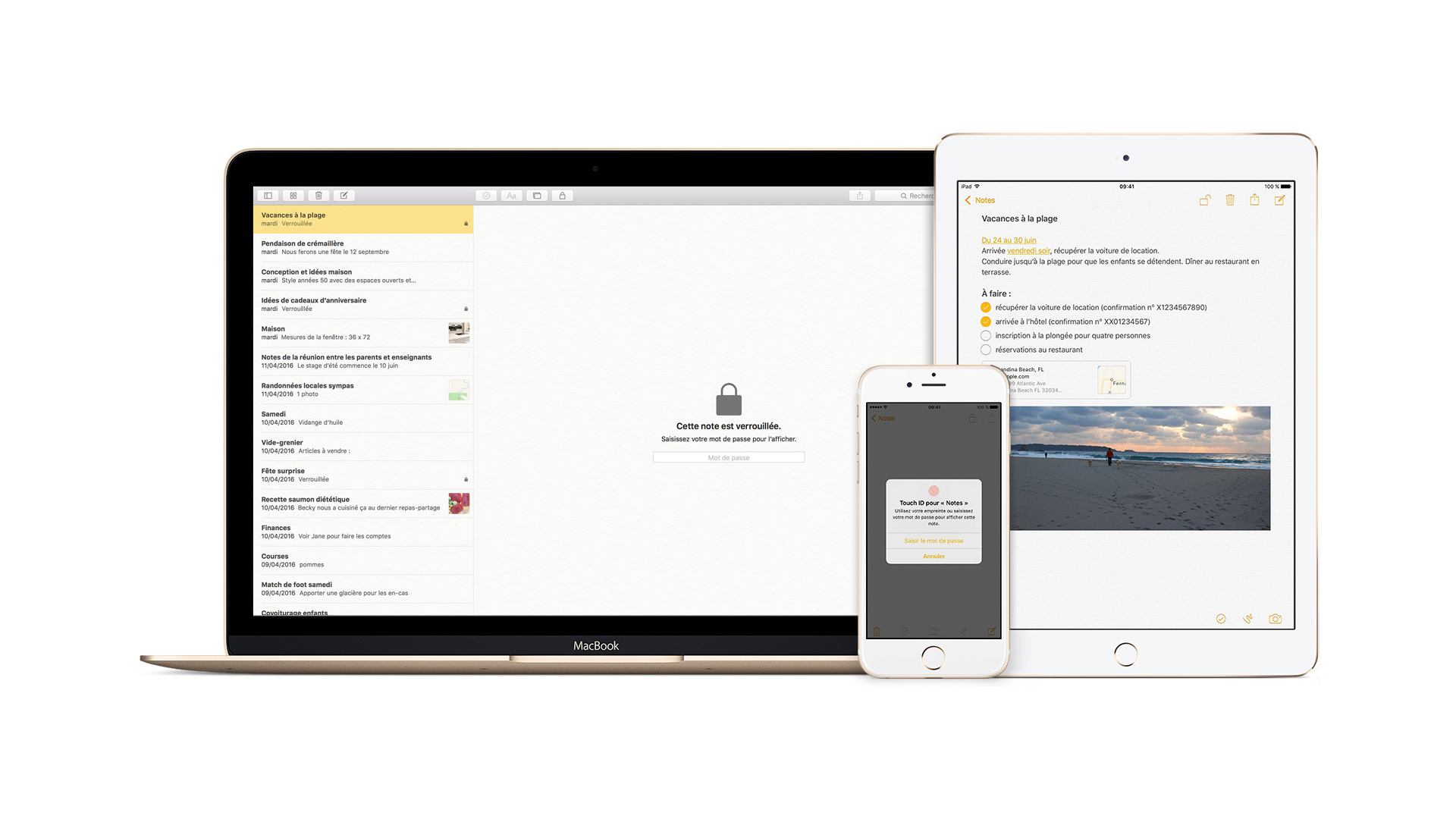 Notes Apple un outil de prise de note complet TechArea