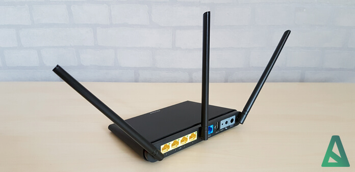 Back - Strong Dual Band Router 750