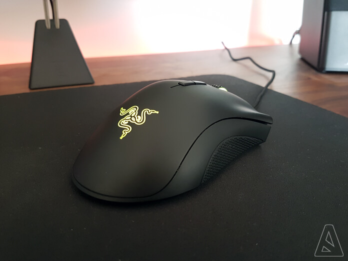 LED - Razer DeathAdder Elite