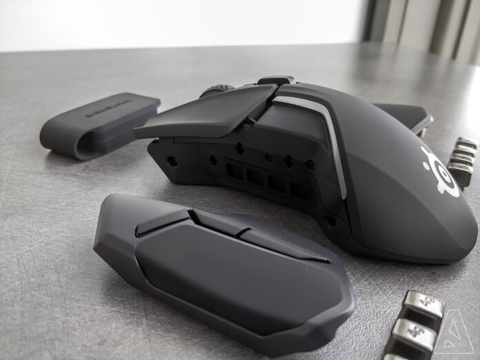 Ouverte - SteelSeries Rival 600
