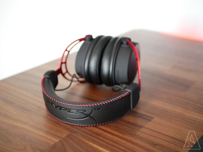 Design 2 - HyperX Cloud Alpha