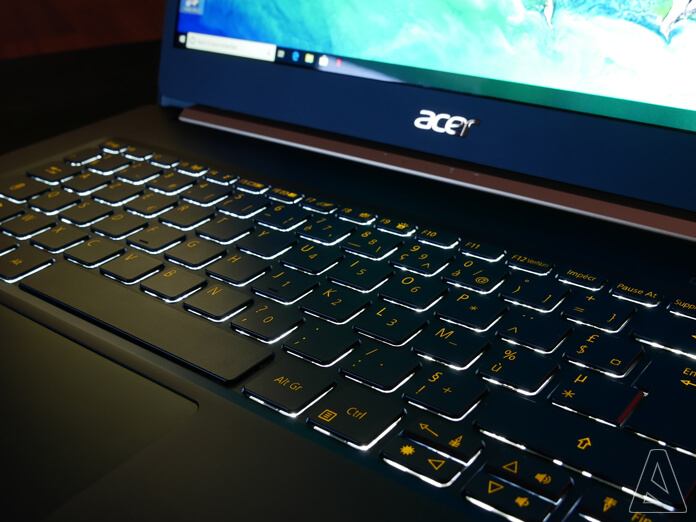 Clavier Retroeclairage - Acer Swift 5