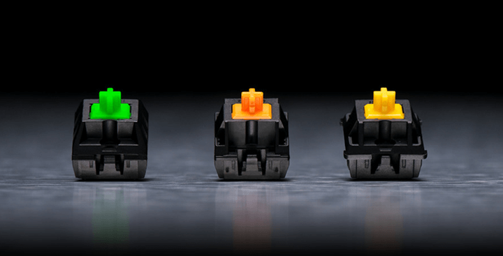 Razer Chroma Switches - Switches colors