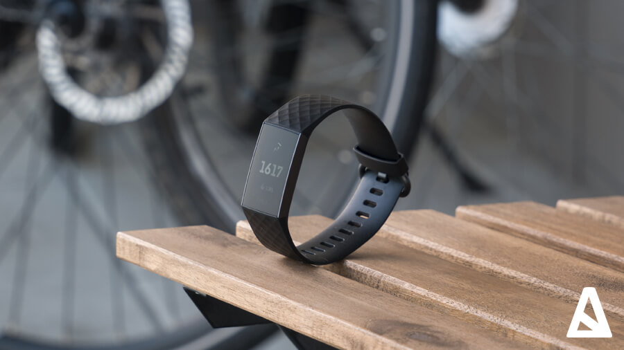 Fitbit Charge 3 - Design simple et efficace