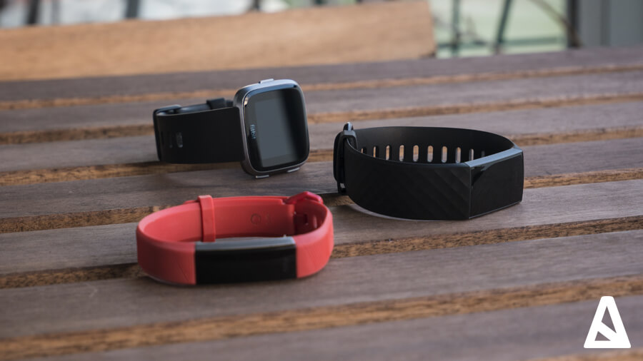 Fitbit Charge 3 - Famille Fitbit