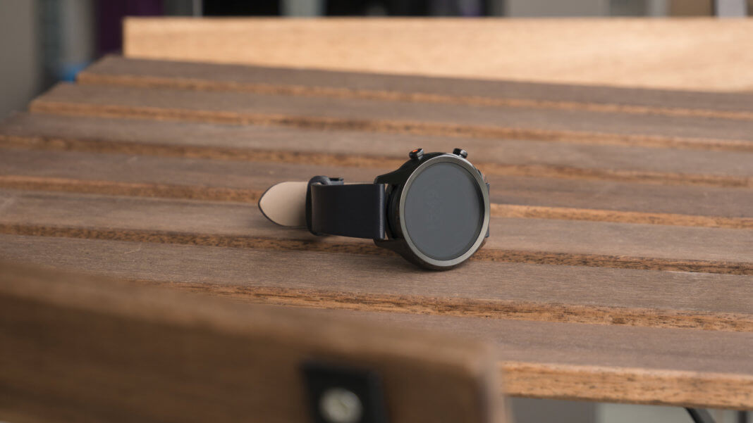 TicWatch C2 - Test complet